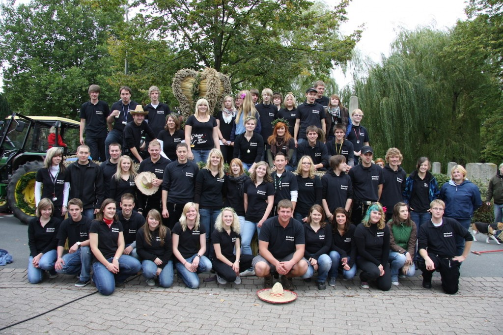 Gruppenfoto 2010