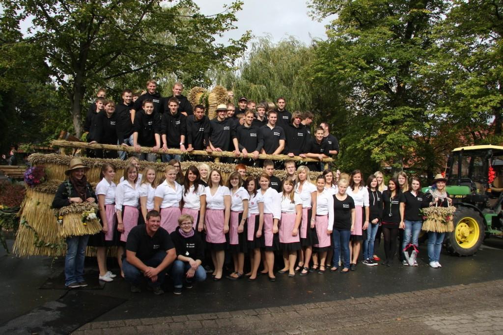 Gruppenfoto 2011